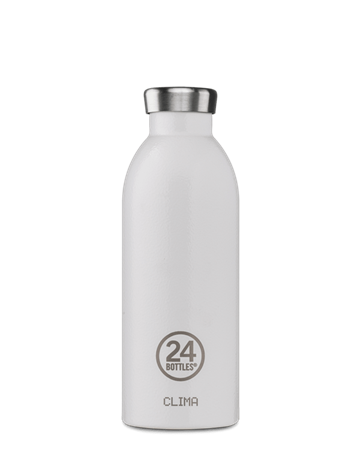 24 Bottles - Clima Bottle 0,5 L - Arctic White (24B186)