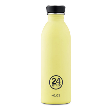 24 Bottles - Urban Bottle 0,5 L - Stone Finish - Citrus (24B701)