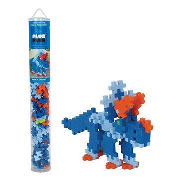 Plus Plus - Tube with 100 pc - Triceratops  (4094)