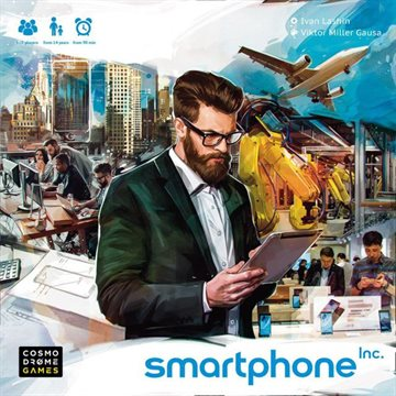 Smartphone Inc - Boardgame (AWGDTE09SP)