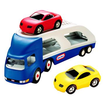 Little Tikes - Big Car Carrier, Blue (401203)