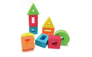 Edushape - Foam Blocks (726035)