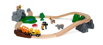 BRIO - Safari Adventure Train Set (33960)