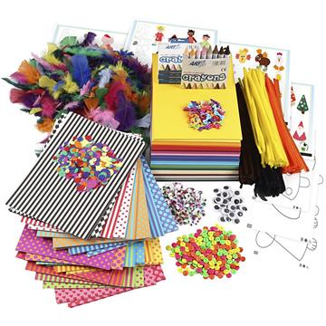 DIY Kit - Large Creative Package of Materials and Templates (97423)