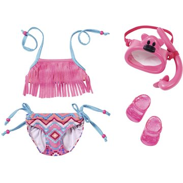 Baby Born - Play & Fun - At The Lake Bikini Set