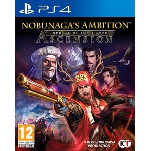 Nobunaga's Ambition Sphere of Influence - Ascension