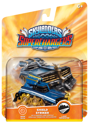 Skylanders SuperChargers - Vehicle - Shield Striker
