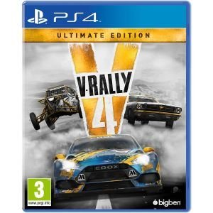 V-RALLY 4 Ultimate Edition - PlayStation 4