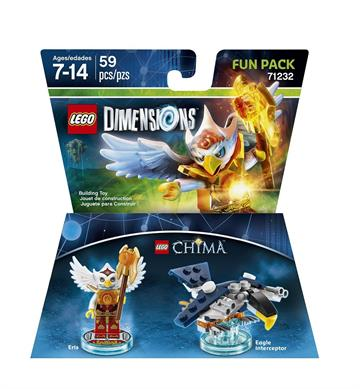 LEGO Dimensions: Fun Pack - Eris (Chima)