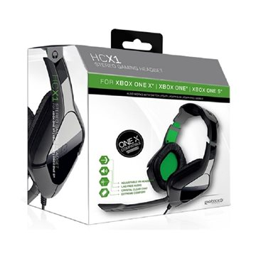 Gioteck HC-X1 Wired Stereo Headset (PS4, PC, MAC, XB1)
