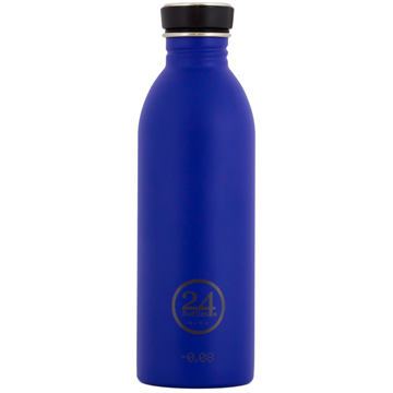 24 Bottles - Urban Bottle 0,5 L - Gold Blue (24B8)