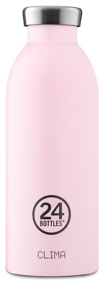 24 Bottles - Clima Bottle 0,5 L - Candy Pink (24B144)
