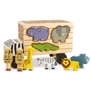 Melissa & Doug - Safari Animal Rescue Truck (15180)