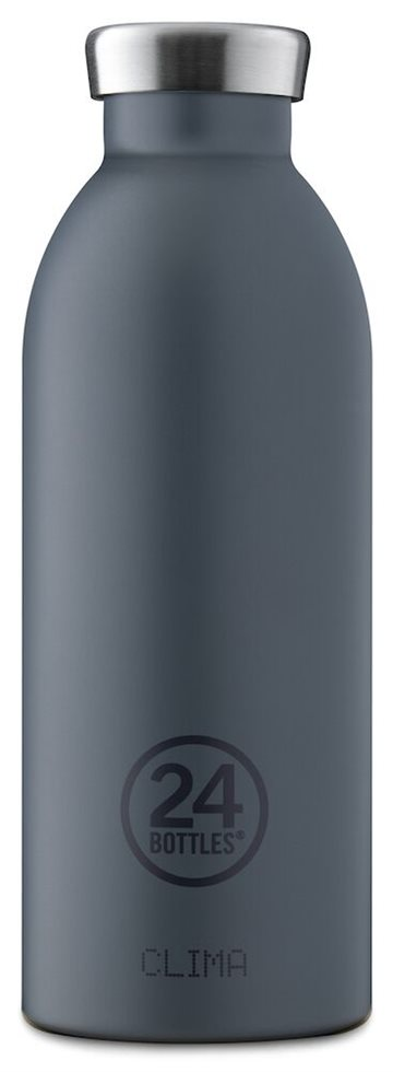 24 Bottles - Clima Bottle 0,5 L - Formal Grey (24B142)