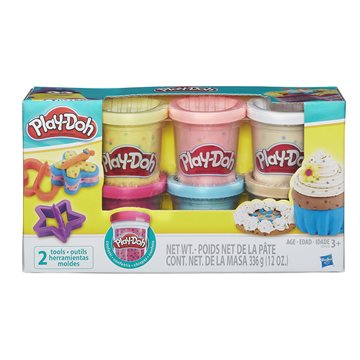 Play-Doh - Confetti Compound Collection (B3423)