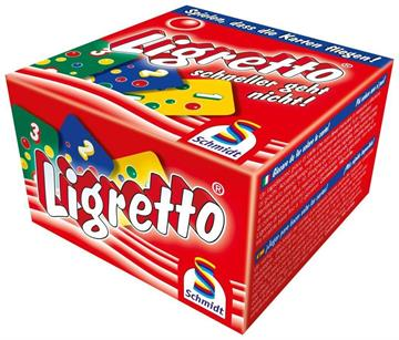 Ligretto - Red
