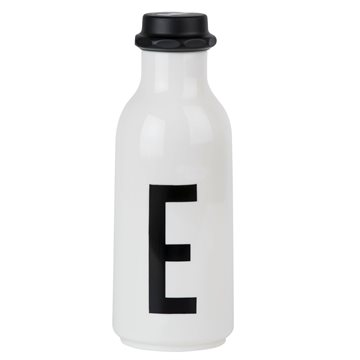 ​Design Letters - Personal Drinking Bottle​ - E
