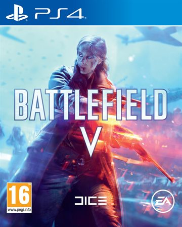 Battlefield V (5) (Nordic) - PlayStation 4