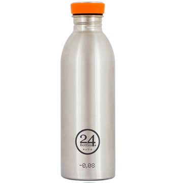 24 Bottles - Urban Bottle 0,5 L - Steel (24B4)
