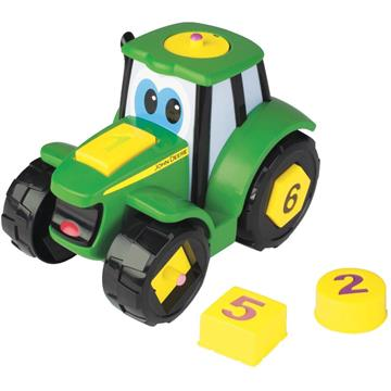 John Deere - ​Johnny Tractor Learn & Play (46654)