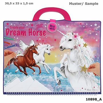Miss Melody - Dream Horse Colouring Book (0410898)
