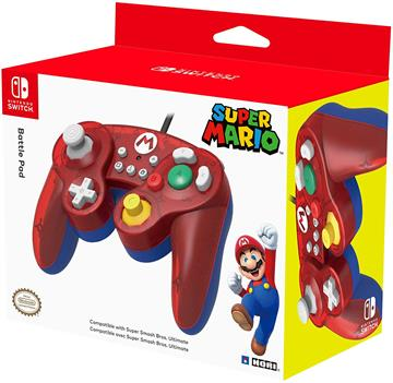 Super Smash Bros Gamepad - Mario