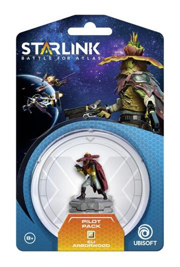Starlink: Battle For Atlas - Pilot Pack Eli Arborwood