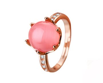 Everneed Liva – ring pink perle