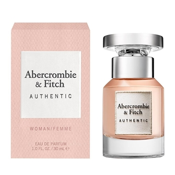 Abercrombie & Fitch Authentic Woman 30ml EDP Spray