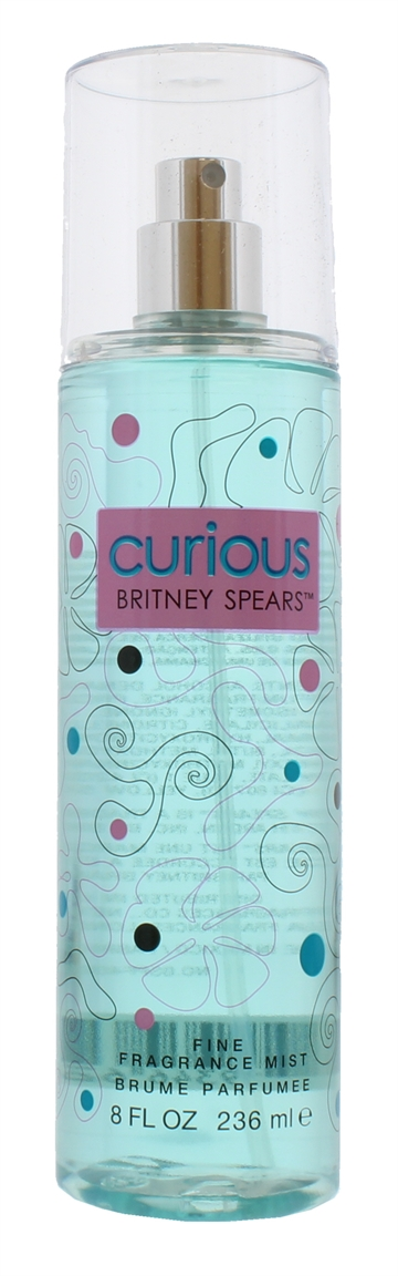 Britney Fragrance Mist Curious Spears 236ml
