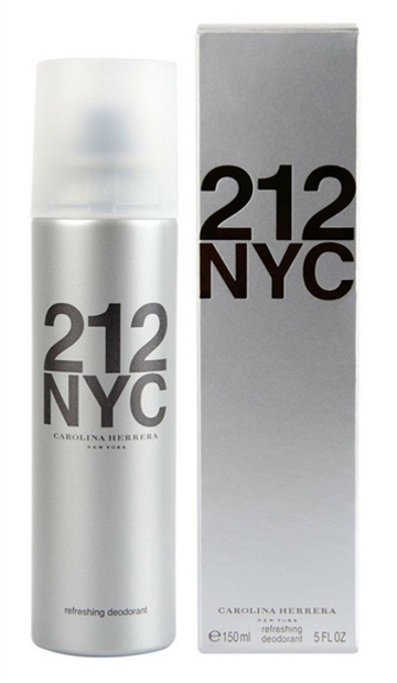 Carolina Herrera 212 150ml Deo Spray