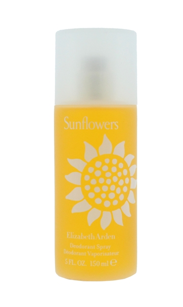 ELIZABETH ARDEN DEO SPRAY SUNFLOWERS 150ML