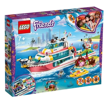 LEGO Friends 41381 Rescue Mission Boat
