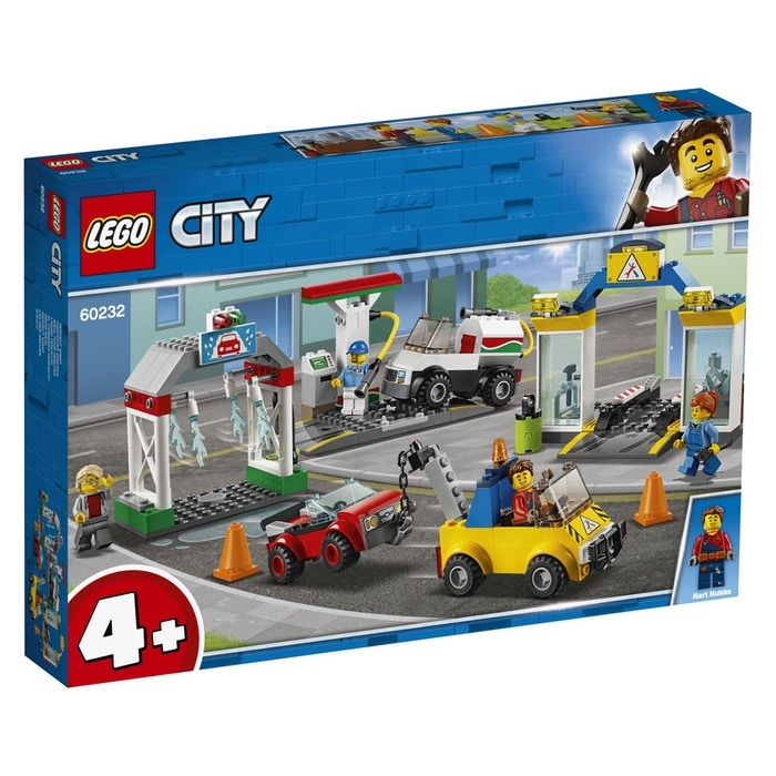 LEGO City Town 60232 Garage Center