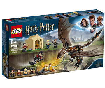 LEGO Harry Potter TM 75946 Hungarian Horntail Triwizard Challenge