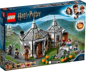 LEGO Harry Potter TM 75947 Hagrid's Hut: Buckbeak's Rescue