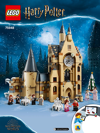 LEGO Harry Potter TM 75948 Hogwarts™ Clock Tower