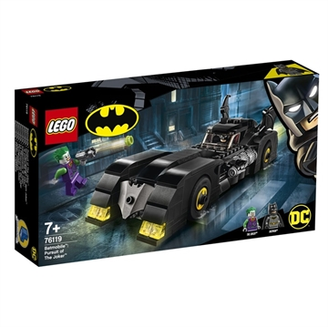 LEGO Super Heroes 76119 Batmobile™: Pursuit of The Joker™