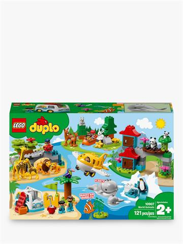 LEGO DUPLO Town 10907 World Animals