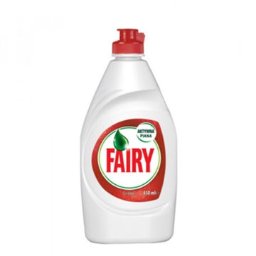 Fairy Pomegranate Dishwashing Soap 450ml