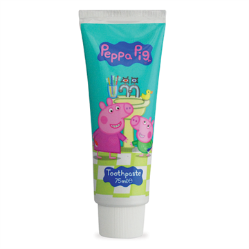 Peppa Pig Tandkräm Mild Mint 75ml