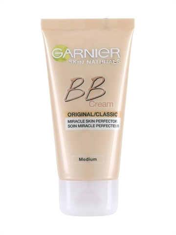 Garnierskinactive Miracle BB Skin Perfector Medium 50ml