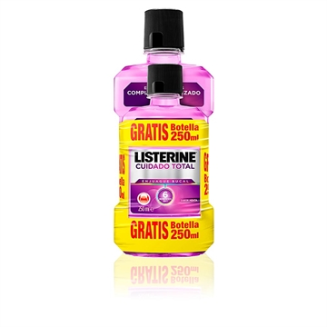 Listerine Mouthwash 500 ml + 250 ml Total Care