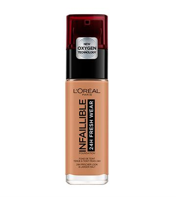 L'Oreal Paris Foundation L'Oreal Infaillible 24H Fresh Wear #320 Caramel/Toffe 30ml