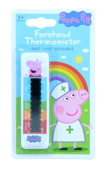 Peppa Pig Forehead Thermometer 3+ Months Cdu