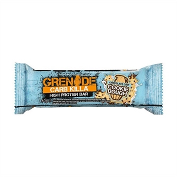 Grenade Carb Killa Bars - chocolate chip cookie dough 12x60g