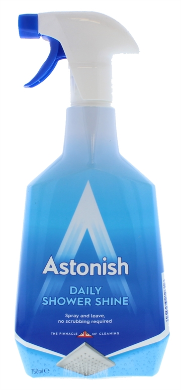 Astonish 750ml Shower Clean New Pack