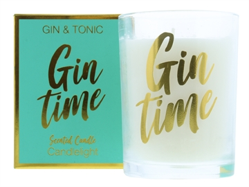 Candlelight 270G Gin & Tonic Candle