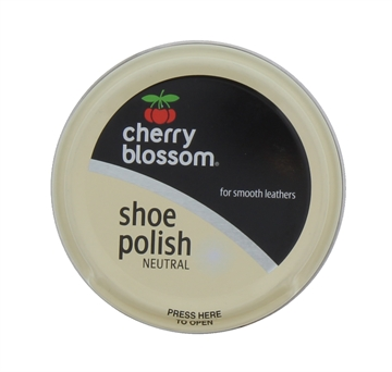 Cherry Blossom 50ml Shoe Polish Neutral