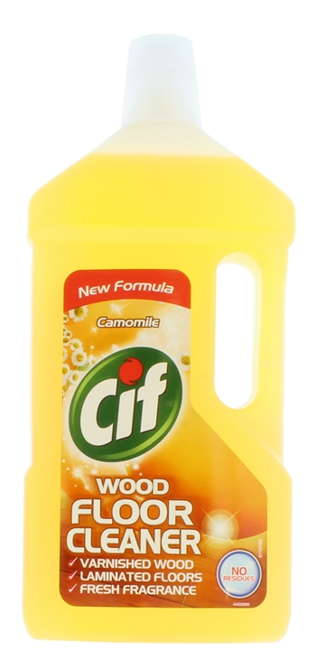 Cif 1L Floor Cleaner Wood Camomile